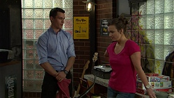 Jack Callaghan, Amy Williams in Neighbours Episode 7519
