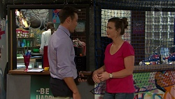 Aaron Brennan, Amy Williams in Neighbours Episode 7519