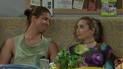 Tyler Brennan, Piper Willis in Neighbours Episode 7519