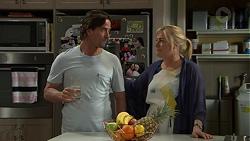 Brad Willis, Lauren Turner in Neighbours Episode 7519