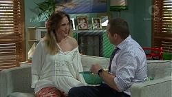 Sonya Mitchell, Toadie Rebecchi in Neighbours Episode 7520