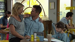Steph Scully, Mark Brennan, Nell Rebecchi in Neighbours Episode 7520