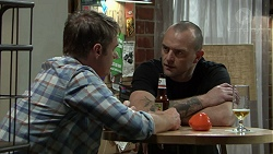 Gary Canning, Kev McNally in Neighbours Episode 7520