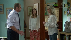 Toadie Rebecchi, Sonya Mitchell, Dee Bliss in Neighbours Episode 7521