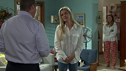 Toadie Rebecchi, Dee Bliss, Sonya Mitchell in Neighbours Episode 7521
