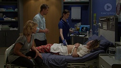 Steph Scully, Mark Brennan, Lee Darwin, Sonya Mitchell in Neighbours Episode 7521