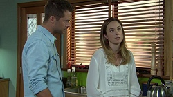 Mark Brennan, Sonya Mitchell in Neighbours Episode 7521