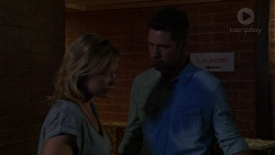 Steph Scully, Mark Brennan in Neighbours Episode 7521