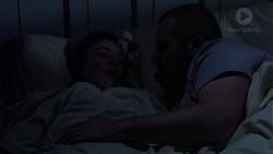 Sonya Mitchell, Toadie Rebecchi in Neighbours Episode 7521