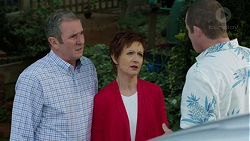 Karl Kennedy, Susan Kennedy, Toadie Rebecchi in Neighbours Episode 7522