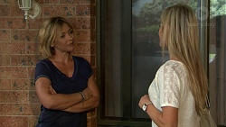 Steph Scully, Dee Bliss in Neighbours Episode 7522
