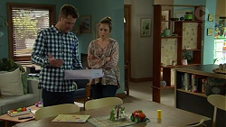 Mark Brennan, Sonya Mitchell in Neighbours Episode 7522