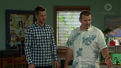 Mark Brennan, Toadie Rebecchi in Neighbours Episode 7522