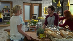 Lauren Turner, Ned Willis in Neighbours Episode 7523
