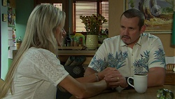 Dee Bliss, Toadie Rebecchi in Neighbours Episode 7523