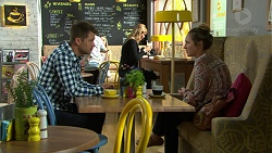 Mark Brennan, Piper Willis in Neighbours Episode 7523