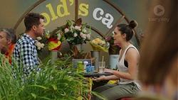 Mark Brennan, Paige Novak in Neighbours Episode 7523