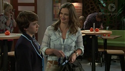 Jimmy Williams, Amy Williams in Neighbours Episode 7524