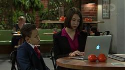 James Udagawa, Jasmine Udagawa in Neighbours Episode 7524