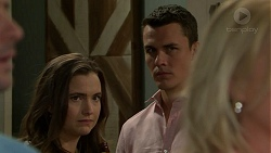 Amy Williams, Jack Callaghan in Neighbours Episode 7524