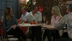 Sonya Mitchell, Toadie Rebecchi, Dee Bliss, Karl Kennedy in Neighbours Episode 7526