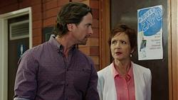 Brad Willis, Susan Kennedy in Neighbours Episode 7526