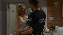 Steph Scully, Mark Brennan in Neighbours Episode 7526