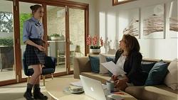 Piper Willis, Terese Willis in Neighbours Episode 7526