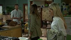 Mark Brennan, Sonya Mitchell, Dee Bliss in Neighbours Episode 7526