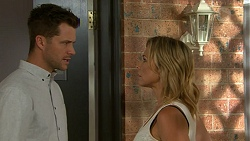 Mark Brennan, Steph Scully in Neighbours Episode 7526