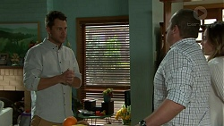 Mark Brennan, Toadie Rebecchi, Sonya Mitchell in Neighbours Episode 7527