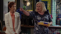 Susan Kennedy, Sheila Canning in Neighbours Episode 7527