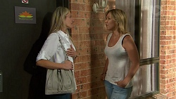 Dee Bliss, Steph Scully in Neighbours Episode 7527