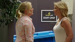 Lauren Turner, Steph Scully in Neighbours Episode 7527
