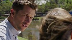 Mark Brennan, Sonya Mitchell in Neighbours Episode 7528