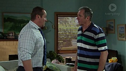 Toadie Rebecchi, Karl Kennedy in Neighbours Episode 7528