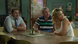 Toadie Rebecchi, Karl Kennedy, Steph Scully in Neighbours Episode 7528