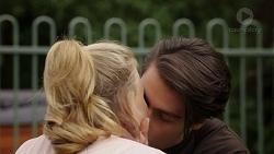 Xanthe Canning, Ben Kirk in Neighbours Episode 7528