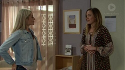 Dee Bliss, Sonya Mitchell in Neighbours Episode 7528