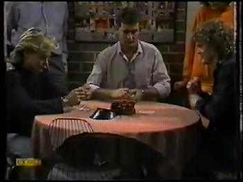 Scott Robinson, Des Clarke, Henry Ramsay in Neighbours Episode 0773