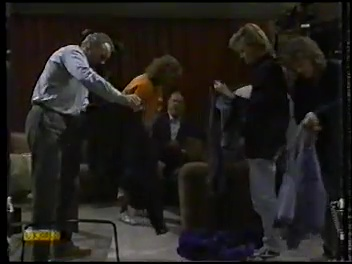 Jim Robinson, Madge Bishop, Dan Ramsay, Scott Robinson, Henry Ramsay in Neighbours Episode 0773