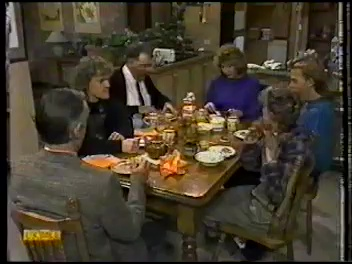 Dan Ramsay, Henry Ramsay, Harold Bishop, Madge Bishop, Scott Robinson, Charlene Robinson in Neighbours Episode 0773