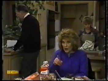 Harold Bishop, Madge Bishop, Charlene Robinson in Neighbours Episode 0773