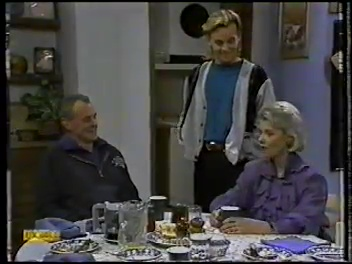 Jim Robinson, Scott Robinson, Helen Daniels in Neighbours Episode 0773