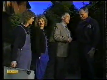 Henry Ramsay, Madge Bishop, Dan Ramsay, Jim Robinson in Neighbours Episode 0773