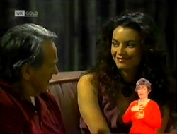 Doug Willis, Gaby Willis in Neighbours Episode 2106