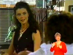 Gaby Willis, Pam Willis in Neighbours Episode 2106
