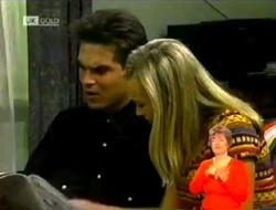 Mark Gottlieb, Annalise Hartman in Neighbours Episode 2107