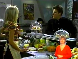 Annalise Hartman, Mark Gottlieb in Neighbours Episode 2107