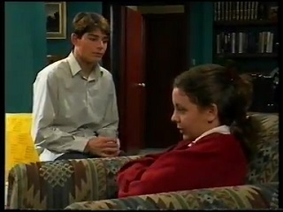 Paul McClain, Hannah Martin in Neighbours Episode 3142